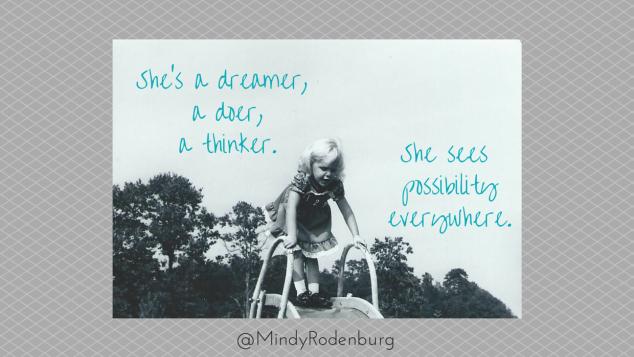 Dreamer Doer Seeker